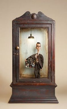 shadow box - Tom Haney