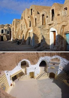 Star Wars IV Survives: Real Life Tatooine Located in Tunisia