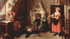 William Hogarth collection at The Bristol Museum and Art Gallery this summer on loan from Tate Britain