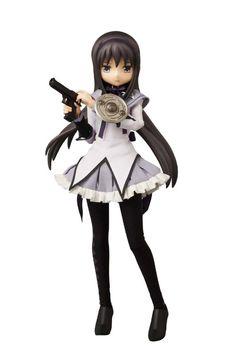 【Puella Magi Madoka Magica】Real Action Heroes No.615 Puella Magi Madoka Magica - Homura Akemi  [Release Date]late August-2013  URL: http://aikoudo.com/goods_en_11647.html