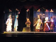 National Marionette Theatre, Prague