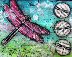 Original ART - Time Flies