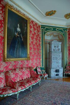 Radziwiłł Palace, Nieborów, Poland