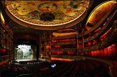 Salle de l'Opéra Garnier, Paris