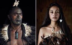 Maori, New Zealand