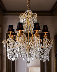 Shop Raymond Waites Chandelier from John-Richard Collection at Horchow, where you'll find new lower shipping on hundreds of home furnishings and gifts. Raymond Waites, Beautiful Lights, First Home, Timeless Fashion, Home Furnishings, Home Accessories, Home Goods, Lamps, Chandelier