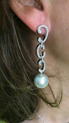 Gioielleria Bagnoli: GIOIELLI AUSTRALIANI Pearl Earrings, Jewelry, Fashion, Bead, Moda, Pearl Studs, Jewlery, Jewerly, Fashion Styles