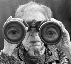 Artist Tony Luciani used photography to bring joy and comfort to his elderly mother.