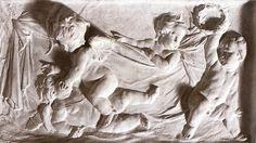 F. Duquesnoy. VIctoria del Amor Sagrado sobre el Amor Profano, 1630. Galleria Spada.