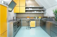 Give a new modern look of your kitchen and enjoy interior design