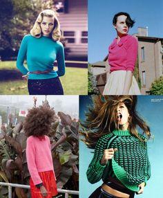 Sweater Girl 4