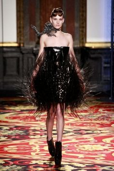 Iris van Herpen @ Paris Haute Couture S/S 2013 - SHOWstudio - The Home of Fashion Film