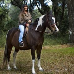 Horseback games provide a fantastic camp experience.