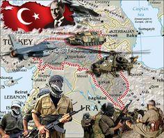 Νέα εστία έντασης στη Μέση Ανατολή λόγω των Κούρδων