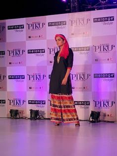 Ri(t)ch Styles : Indian Fashion, Beauty and Lifestyle Blog: The Piku Collection by Melange by Lifestyle and my inspired look