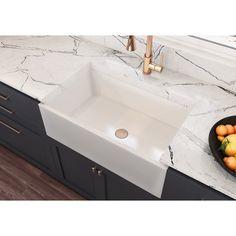 Kitchen Backsplash, Kitchen Sink, Marble Kitchen Countertops, White Marble Kitchen, Pine Kitchen, Epoxy Countertop, Basement Kitchen, Condo Kitchen, Kitchen Cabinets