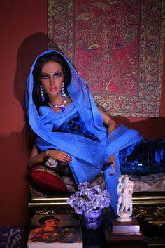beautiful Ms. Raja Khan