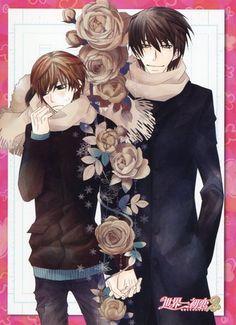 Onodera Ritsu & Takano Masamune