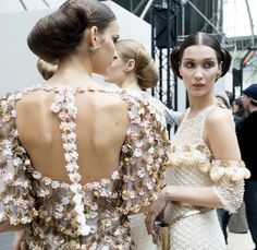 Chanel Haute Couture Spring 2016 by Kevin Tachman