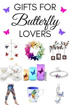 What to Buy A Butterfly Lover? See our list of the best gifts for people who love butterflies and nature. Perfect presents for birthdays, Christmas and Graduation! Teenage Birthday Gifts, Teenage Girl Gifts, Gifts For Girls, Cute Gifts, Unique Gifts, Best Gifts, Llama Gifts, Buy Candles, Butterfly Gifts
