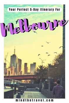 Here's an ultimate Melbourne itinerary. You'll have enough time to see Melbourne and travel a bit further afield if you want to. Visit Australia, Melbourne Australia, Australia Travel, Brisbane, Sydney, Australia Destinations, Top Destinations, Queen Victoria Market, Central Business District