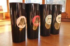 Vasos para cumpleaños Star Wars