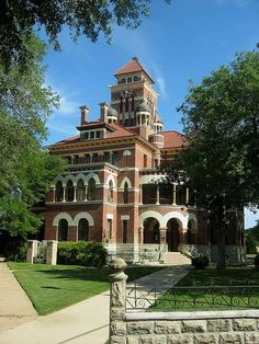 Gonzales County Courthouse, Texas