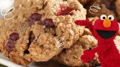 Elmo's Hearty Oatmeal Hearts