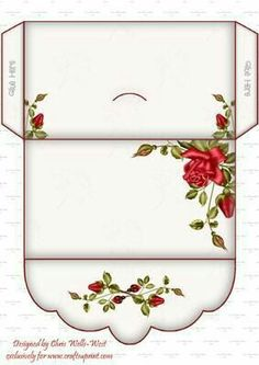 95 Best Envelope Templates Images Crafts Packaging Boxes