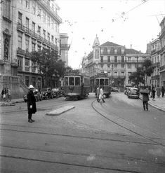 Lisboa de Antigamente Wide World, The Old Days, Most Beautiful Cities, Capital City, Vintage Photography, Old Pictures, Historical Photos, Continents, Portuguese
