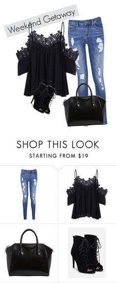 """""""Sin título #249"""" by nicollehart on Polyvore featuring moda, Tommy Hilfiger, Givenchy y JustFab"""