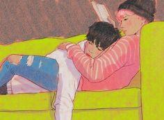 ✴memes del yoonmin✴ - fanart parte 1 - Page 2 - Wattpad Yoonmin Fanart, Fanart Bts, Vkook Fanart, Boy Boy, Wattpad, Bts Ships, Taehyung, Yoongi Bts, Bts Anime