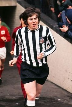 Alan Foggon Newcastle United 1969
