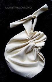 Mama Kreatywna: DIY: czapka turban z falbanką Baby Turban, Baby Learning, Baby Hats, Headbands, Sewing, Diy, Camilla, Applique, Couture