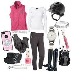 Grey Pink, created by bacardiandeq on Polyvore