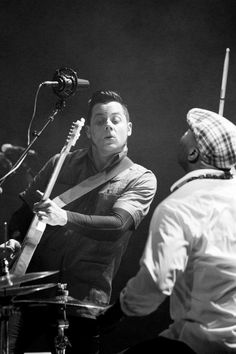 Jack White and Daru Jones - Corona Music Fest, October 11th, 2014