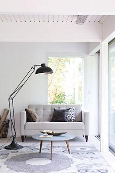 Pfister Sofa Etna, Side Table RB-8070 Decor, Side Table, Table, Inspiration, Sofa, House, Pfister, Modern, Home Decor