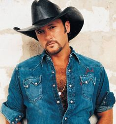 Tim McGraw country singer
