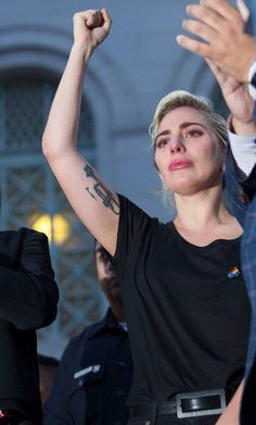 Lady Gaga you are the most amazing person I know you are the most important person for me and thank you that help our lgbtq ️ community your help is very important!!!I Love you and all little monsters too and you are the most important person for all of us!!!❤️❤️❤️❤️❤️