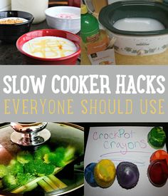 Slow Cooker Hacks Everyone Should Use | http://diyready.com/slow-cooker-hacks-every-busy-family-should-use/