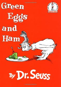 We will read, and read, and read together.  Especially many Dr. Seuss books.