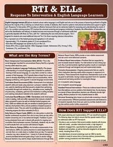 RTI & ELLs: Response To Intervention & English Language Learners