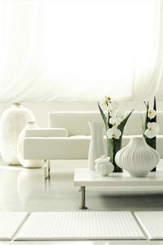 clean white interiors - Google Search