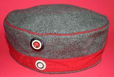 WWI Saxon Cap, German army