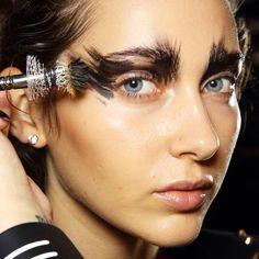 68 new ideas for fashion show make-up avant-garde eyes - make me up - . - 68 new ideas for fashion show make-up avant-garde eyes – make me up – - Make Up Looks, Looks Cool, Makeup Inspo, Makeup Art, Eye Makeup, Hair Makeup, Catwalk Makeup, Runway Makeup, Tumblr Eyebrows