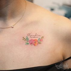 Image result for watercolour small tattoo
