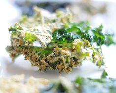 Kale chips..9 ways