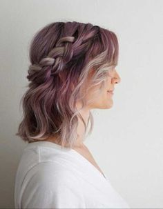 Hairstyles For Shoulder Length Hair Fascinating 5 Ways To Style Shoulderlength Hair …  Hair  P…