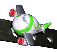 Justplanefun - TT4967 Delta Airlines Song Airplane Magnet Toy   Light