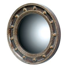 Port hole mirror!